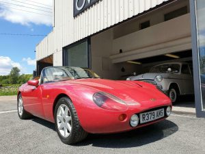 TVR-Griffith-500